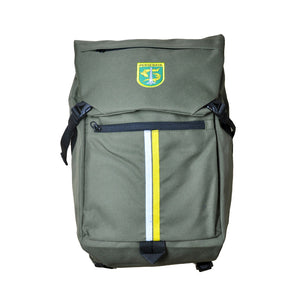 Tas Ransel Two Strip Vol 2 - Hijau