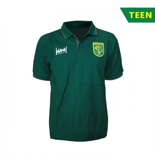 Polo Shirt 2k18 Green - Teen