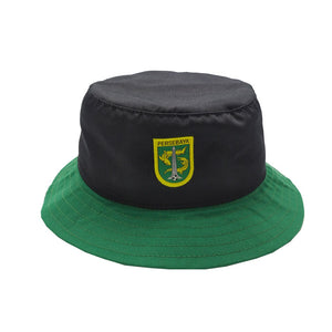 Topi Bucket Hat Persebaya Two Tone