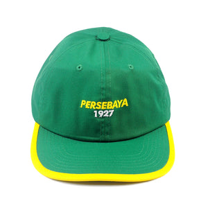 Topi Polo Cap Outline - Green