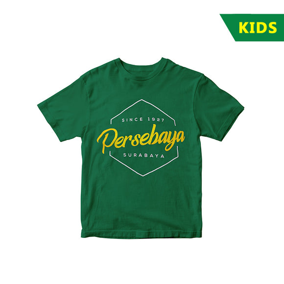 T-shirt Persebaya Basic Retro - Kids