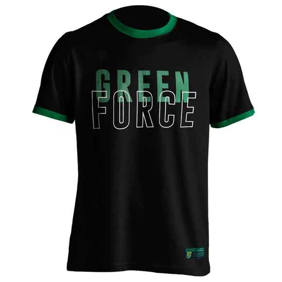 T-shirt Shadow Green Force