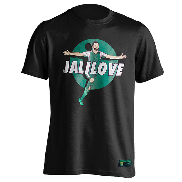 T-shirt Jalilove - Black