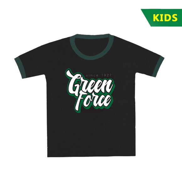 T-shirt Kids Green Force since 1927