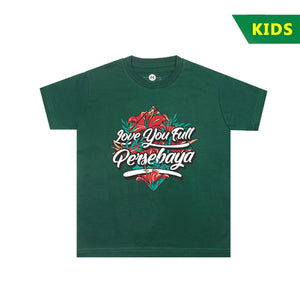 T-shirt Kids Love You Full