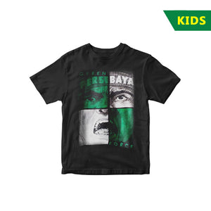 T-shirt Persebaya Leader Square - KIDS