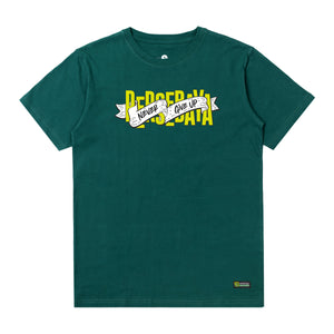 T-shirt Ribbon Style - Green