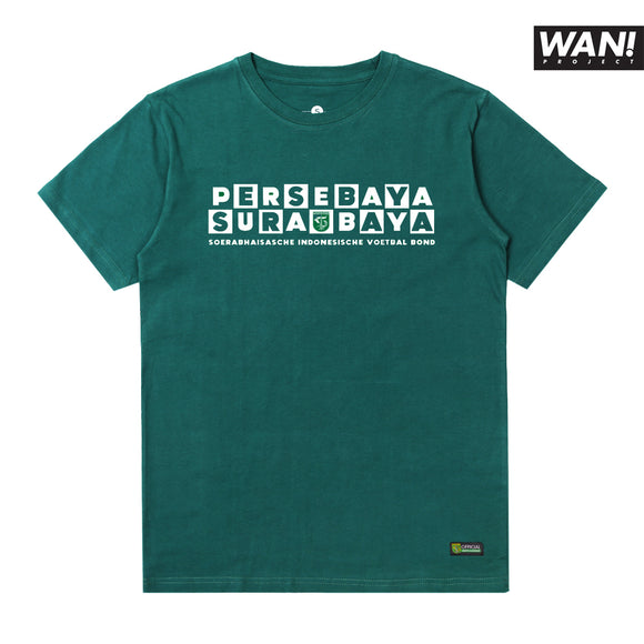 TS Persebaya Mini Block - Green