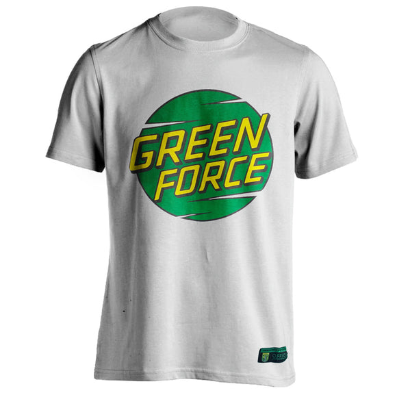 T-shirt Persebaya Citrus Green Force - White