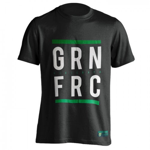 T-shirt Green Force Mini Line - GRN FRC