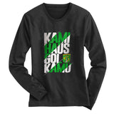 T-shirt KHGK Shadow Slash Long Sleeve BONITA