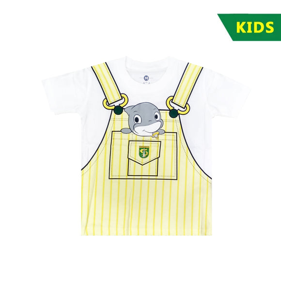 T-shirt Kids Zoro Overall - Yellow
