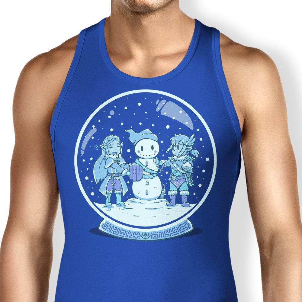 Breath of the Snow - Tank Top