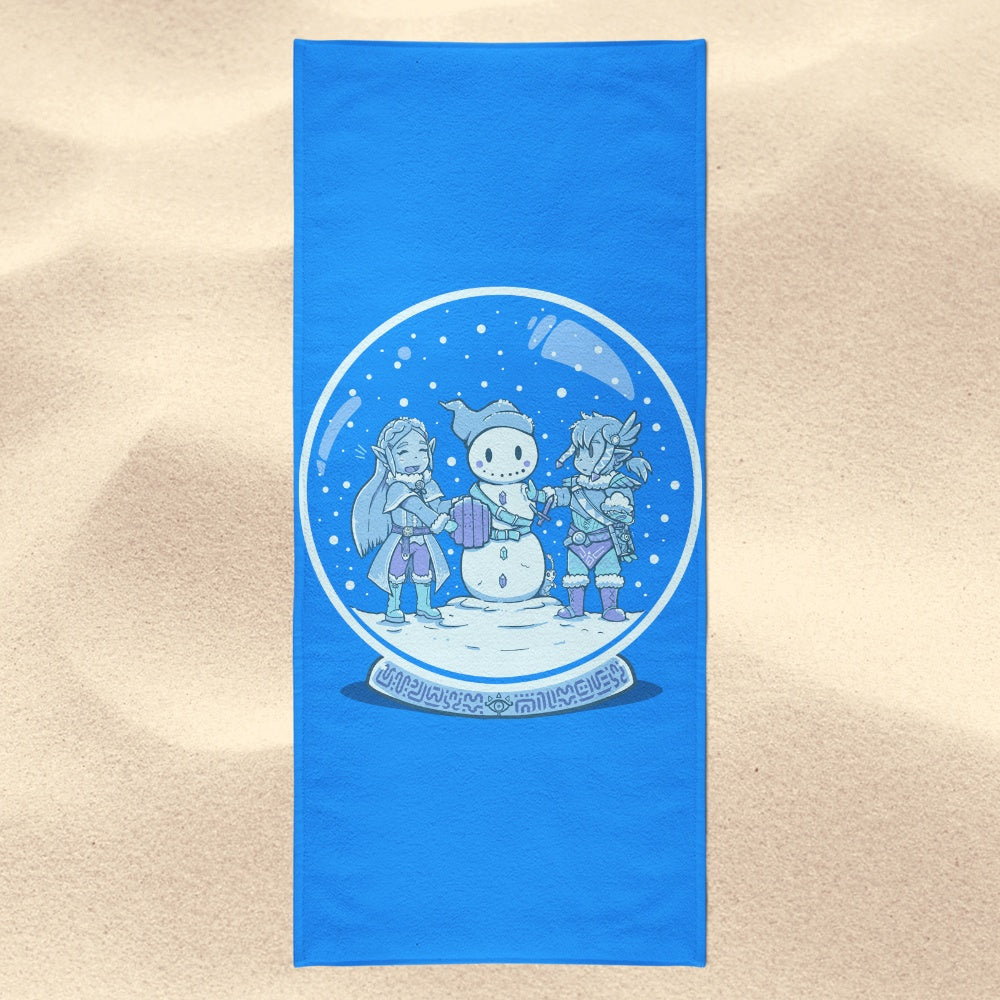 Breath of the Snow - Towel