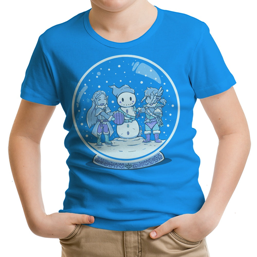 Breath of the Snow - Youth Apparel