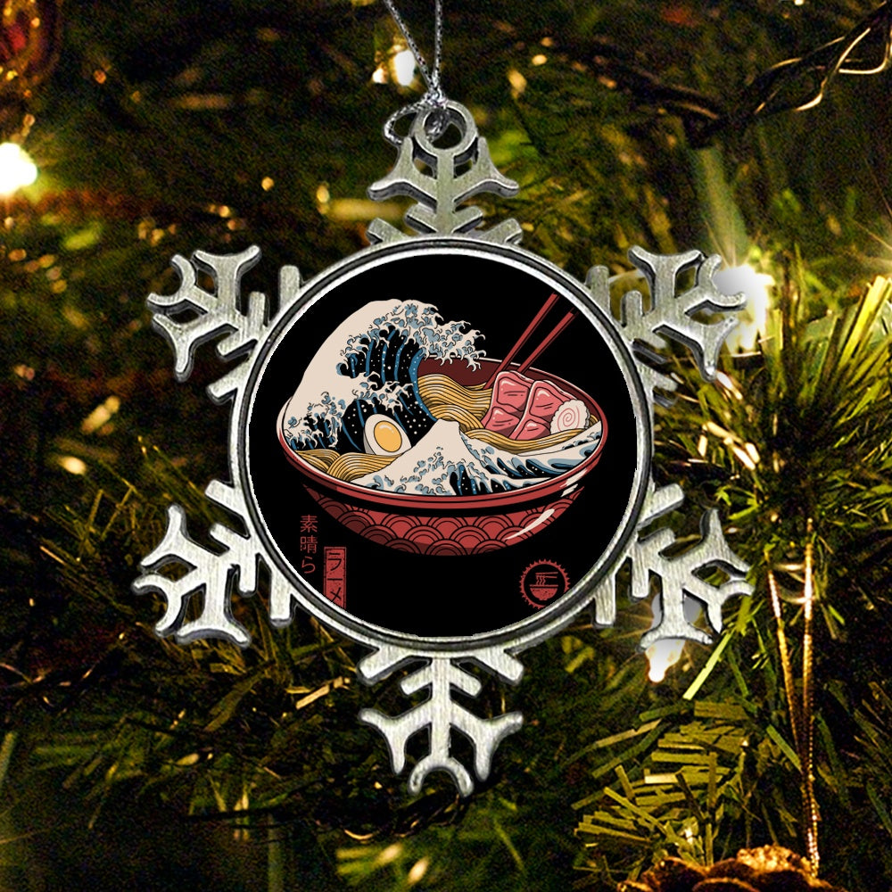 Great Ramen Wave - Ornament
