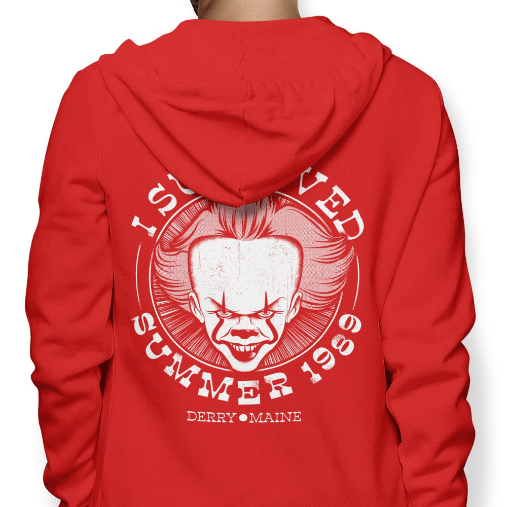 I Survived Derry - Hoodie
