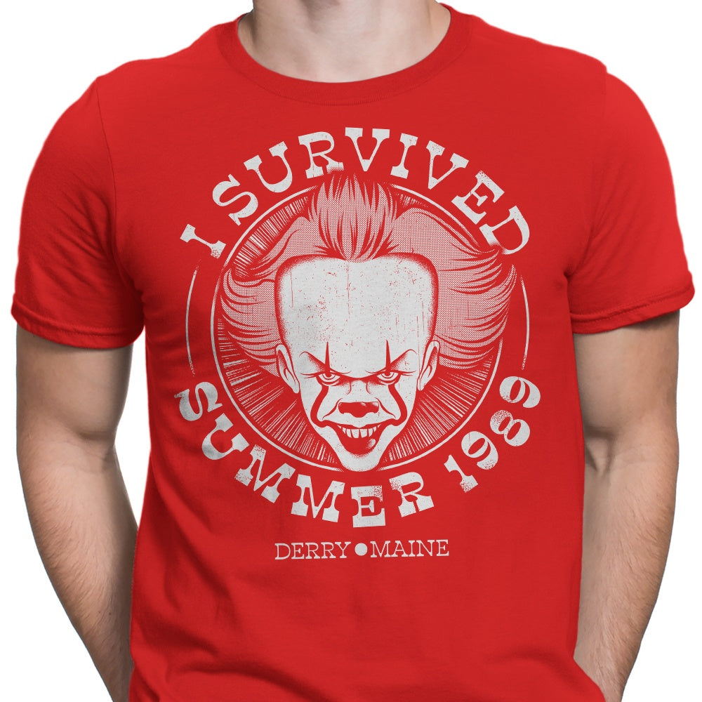 I Survived Derry - Men's Apparel