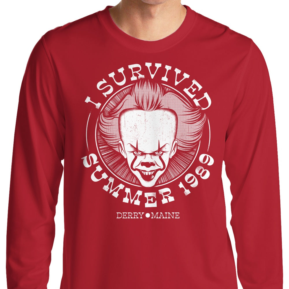 I Survived Derry - Long Sleeve T-Shirt