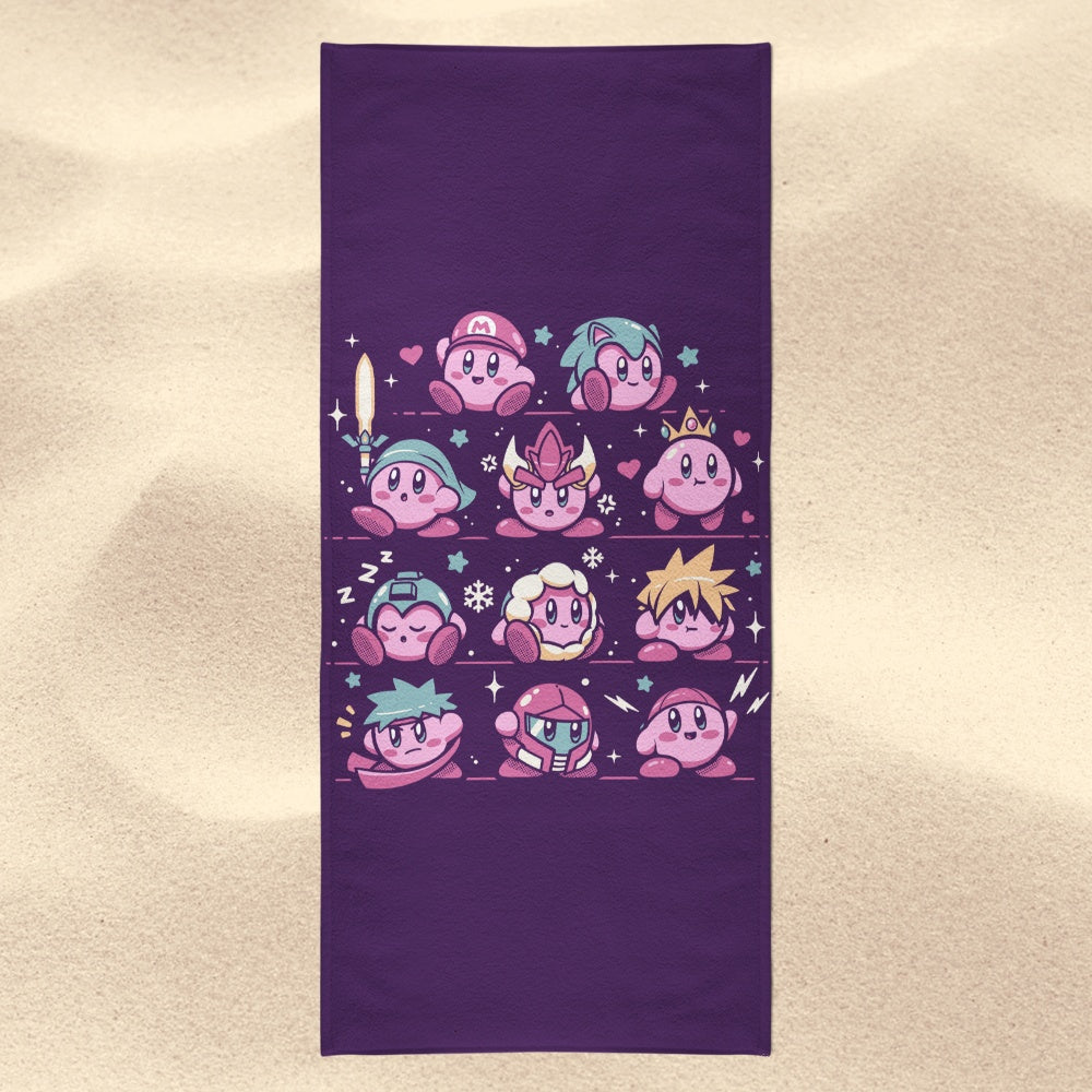 Pink Warriors - Towel
