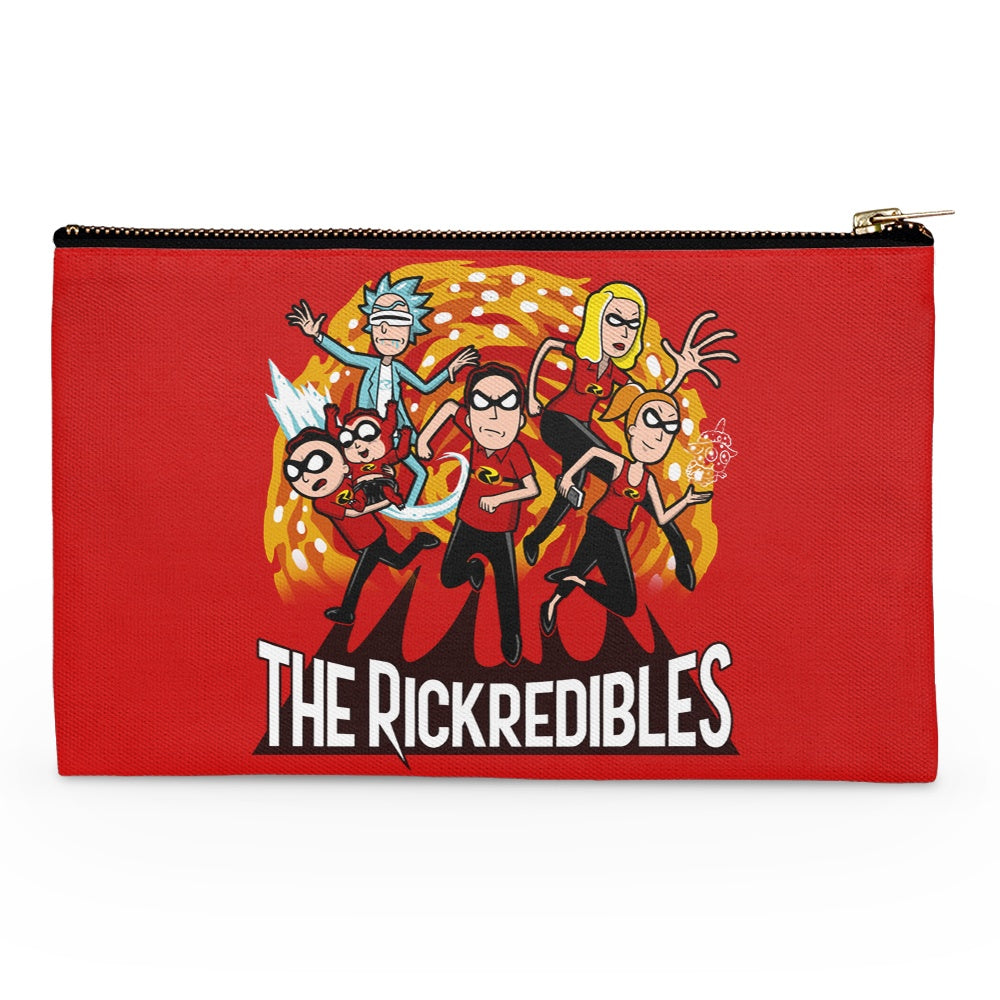 The Rickredibles - Accessory Pouch