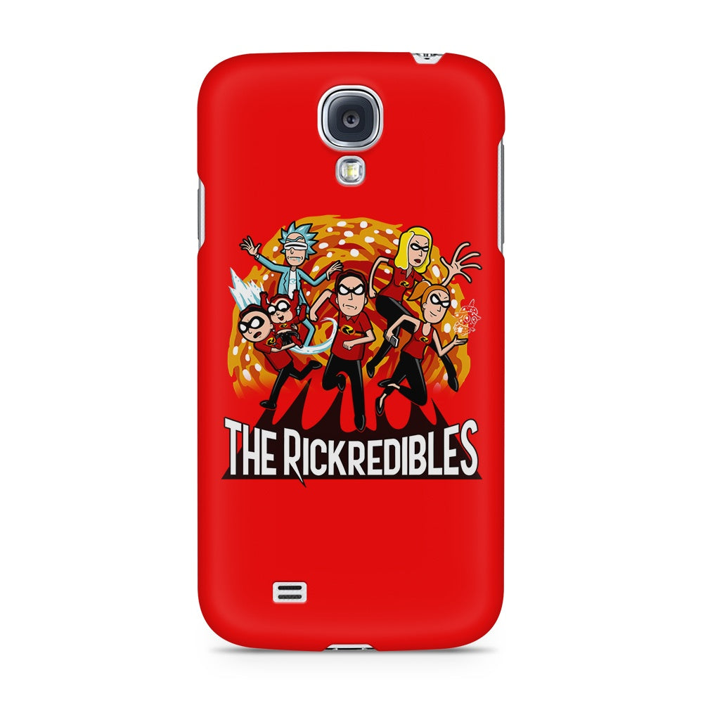 The Rickredibles - Galaxy S4