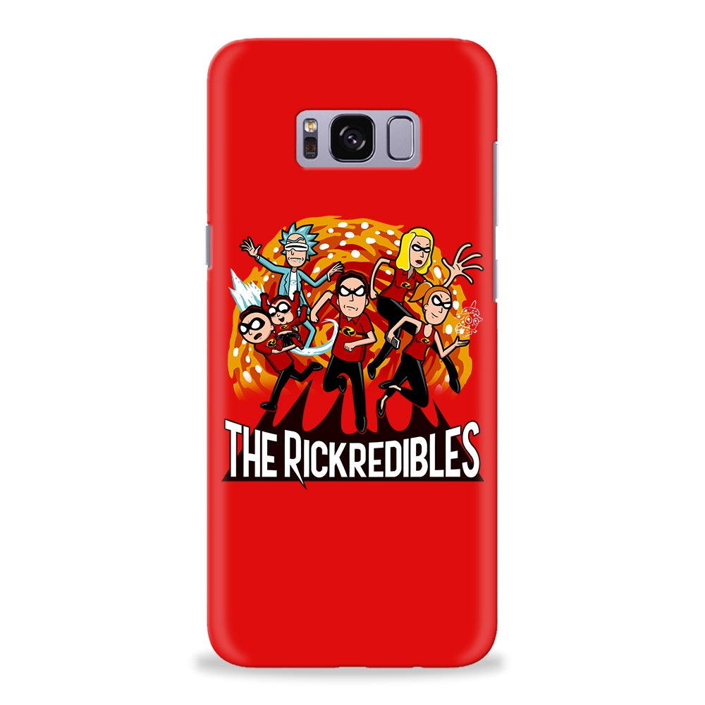 The Rickredibles - Galaxy S8 / Plus