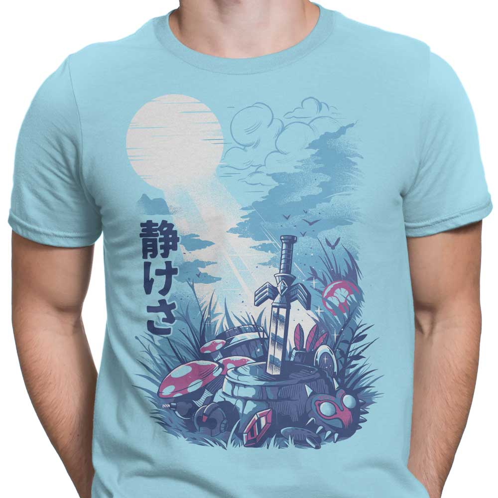 Wildlife Gamer - Men's Apparel