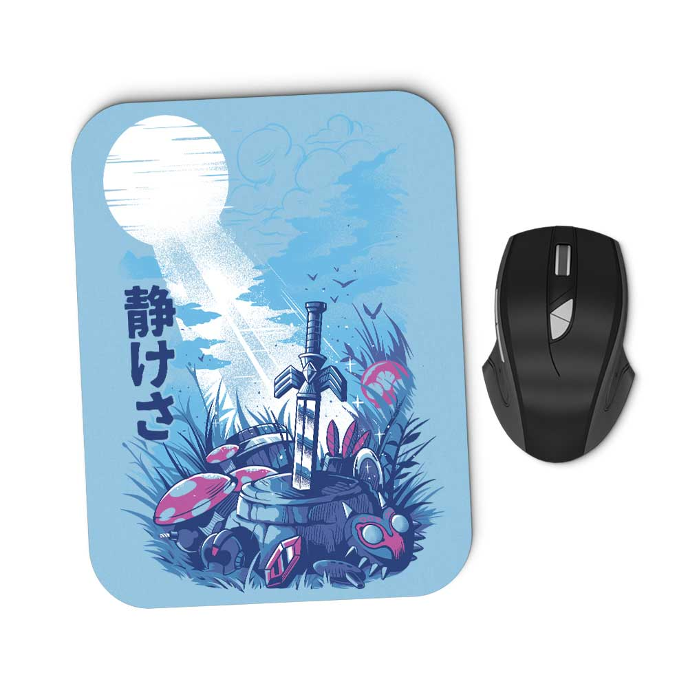 Wildlife Gamer - Mousepad