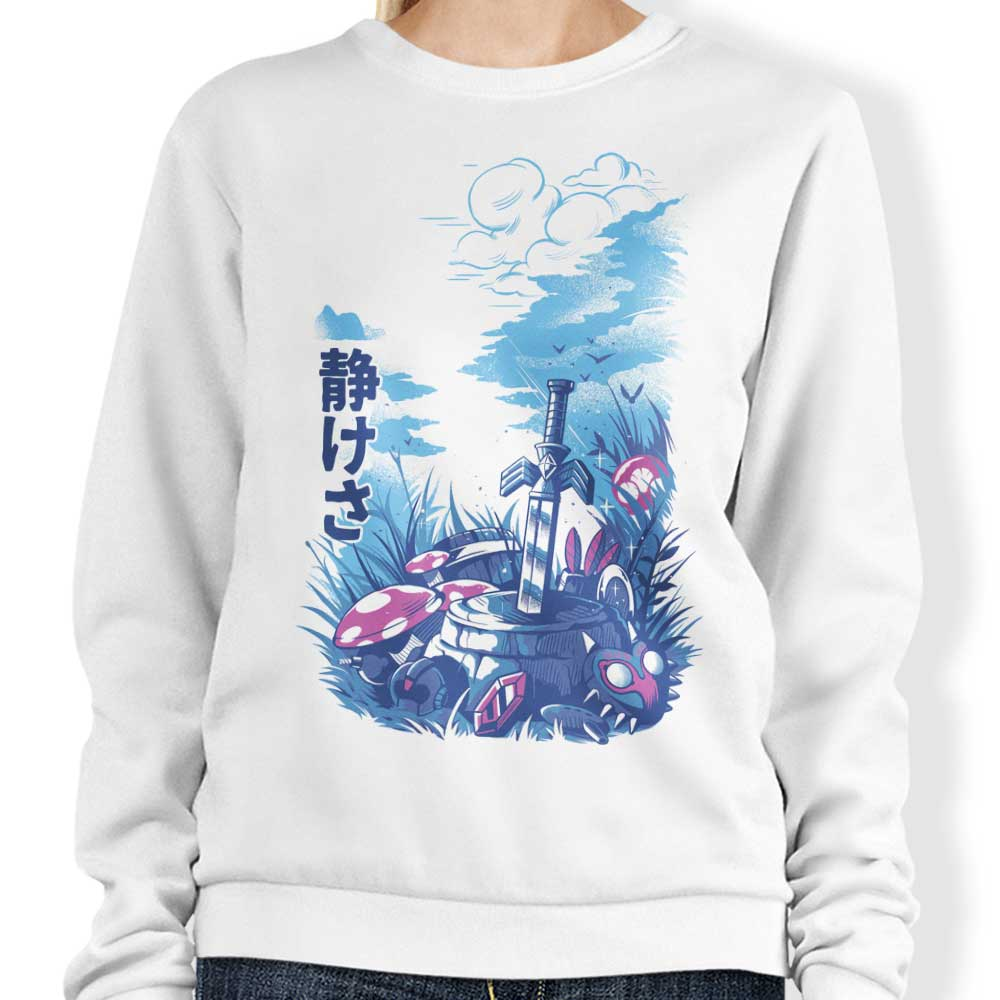 Wildlife Gamer - Sweatshirt