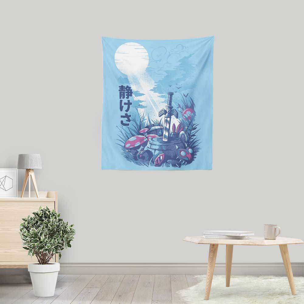 Wildlife Gamer - Wall Tapestry