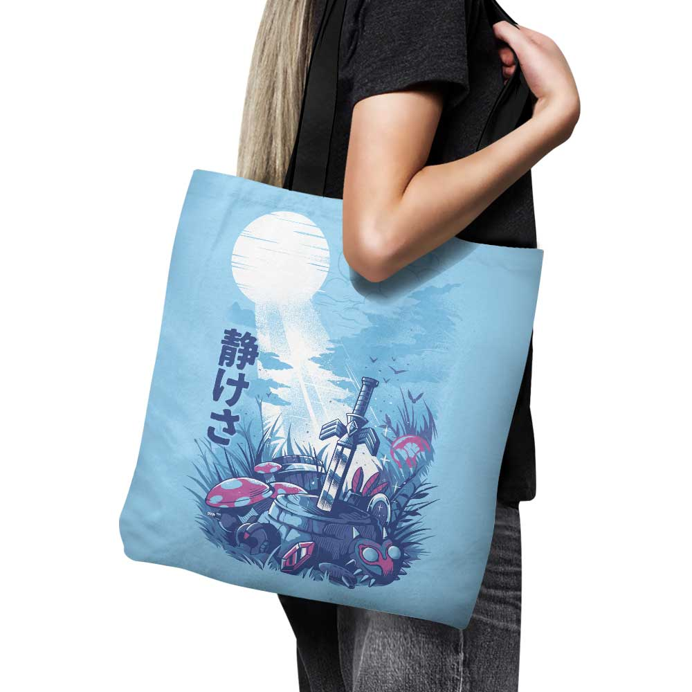 Wildlife Gamer - Tote Bag