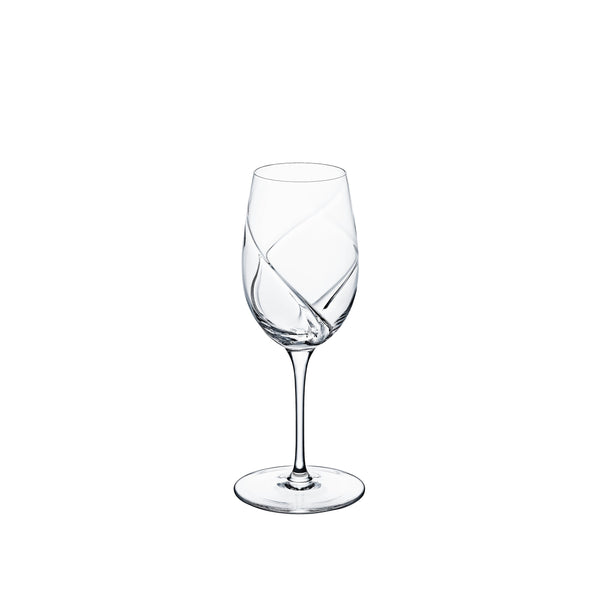 BIRTH - White Wine Glass Clear, 12.1oz