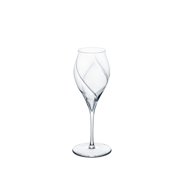 Birth - Clear, champagne glass 10.5oz