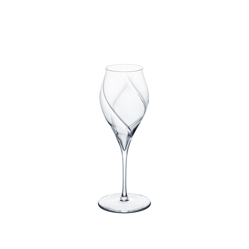 BIRTH - Champagne Glass Clear, 10.5oz