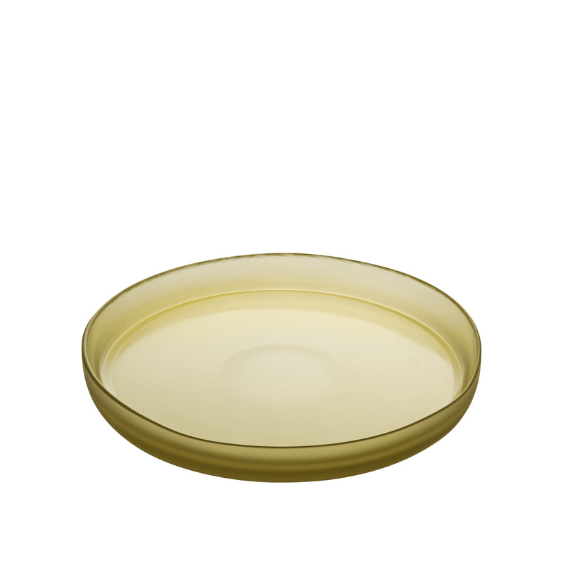 SOSARA – Plate Frosted Tan, 9.4inch