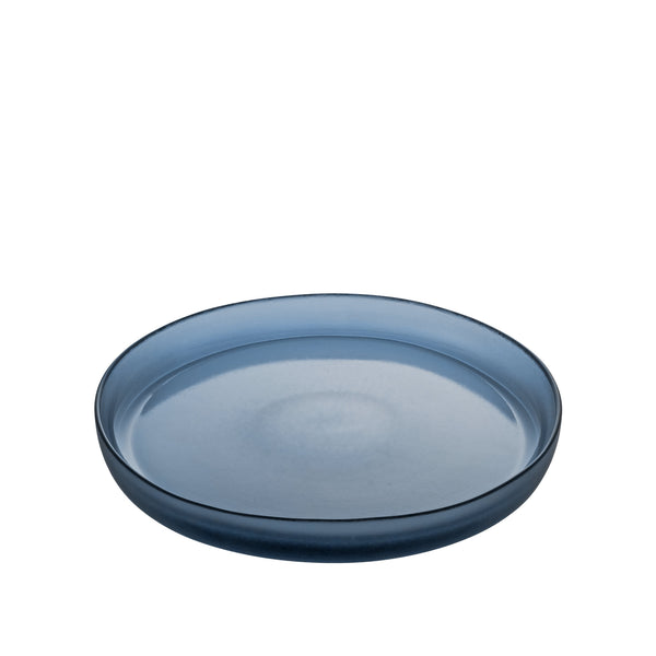 SOSARA – Plate Frosted Indigo, 9.4inch