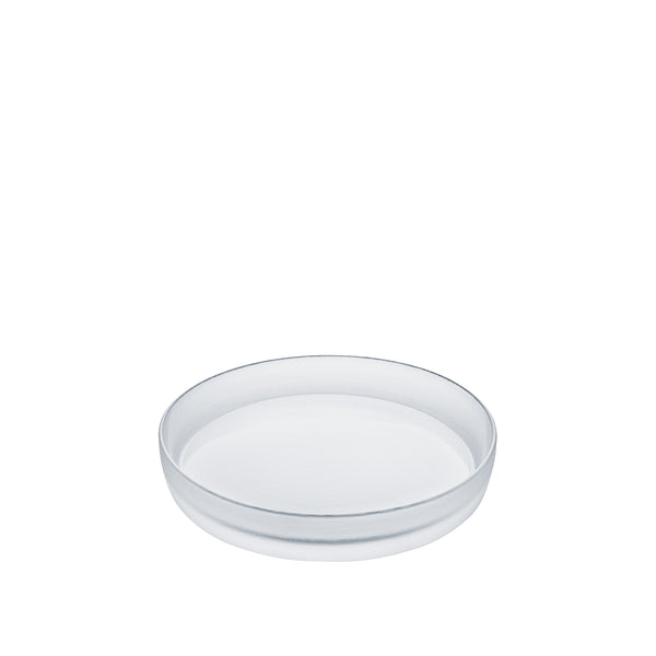 SOSARA - Plate Frosted Clear, 6.7inch
