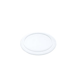 ANGE - 3DOME Plate Clear Frosted, 7.1 in