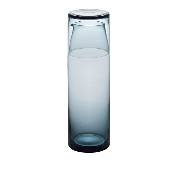 Night carafe - Indigo, 24.3oz