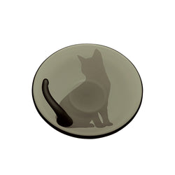 coda cat plate (backwards) BCarbon - Carbon