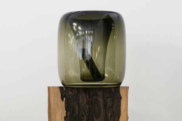 EXPONENTIAL - Glass Speaker Carbon