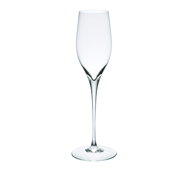 TSUBOMI - Champagne Glass Clear, 5.4oz