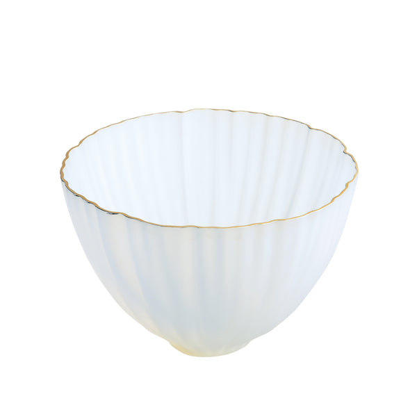 KIKKA – Bowl Opalescent/Gold, 4.9inch