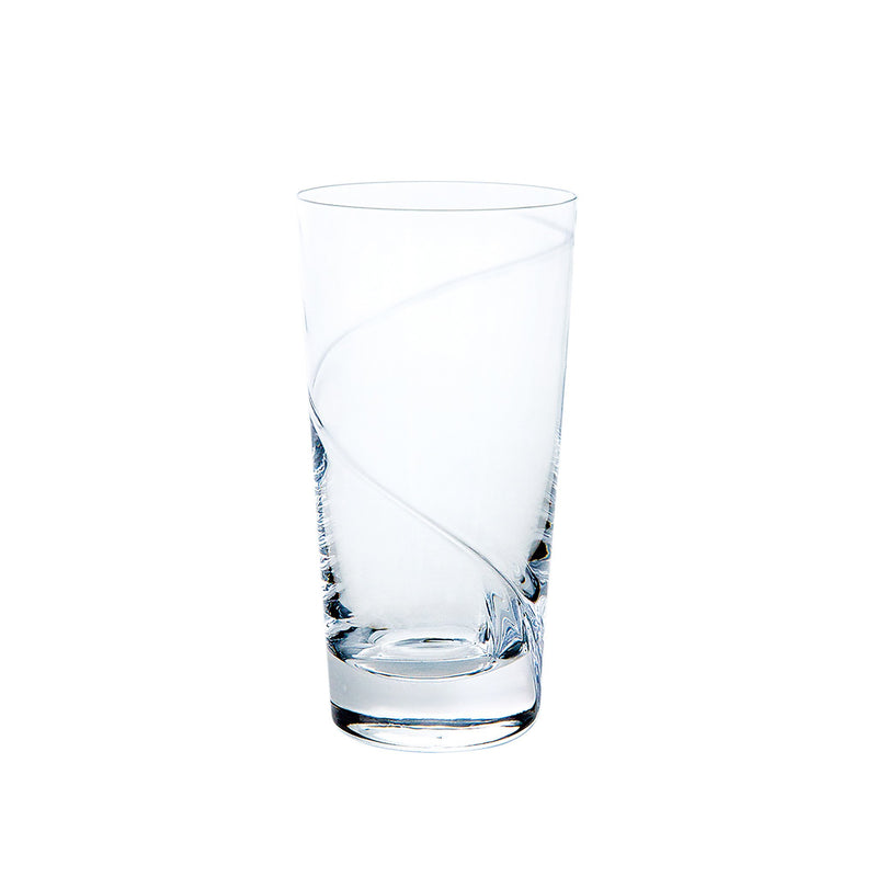 KIRAMEKI (1 LINE), TALL - Clear, 7.1oz
