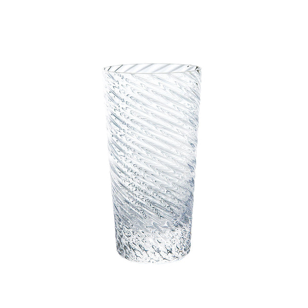 Kirameki Glass (Strom), Tall - Clear, 7.1oz