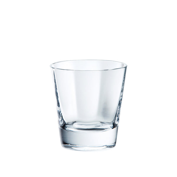 Kirameki Glass (Vertical 8 Lines) - Clear, 4.7oz