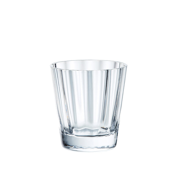 Kirameki Glass (Vertical 12 Lines) - Clear, 4.7oz