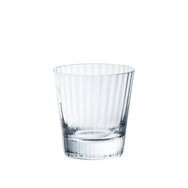 Kirameki Old Glass (Vertical 32 Lines) - Clear, 4.7oz
