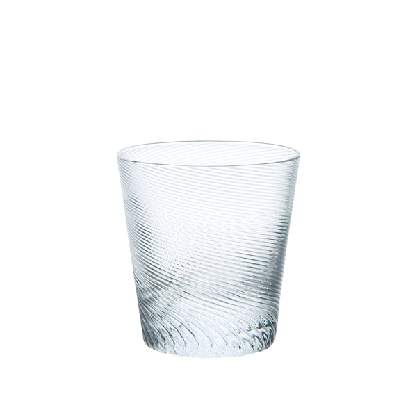 Kirameki Glass (Twist) - Clear